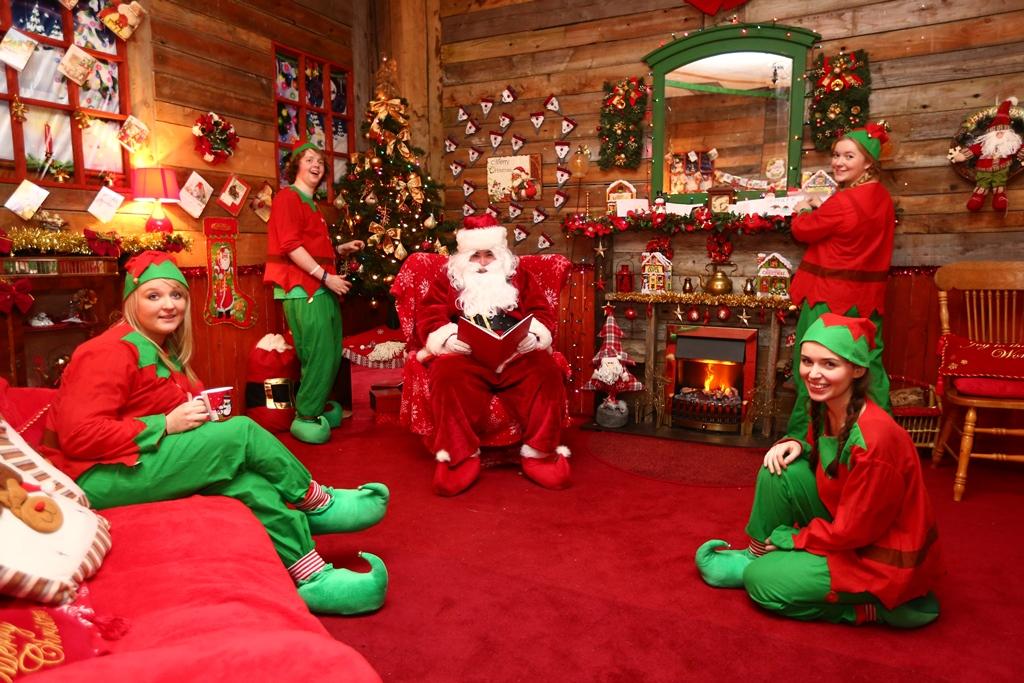 Santa Experience