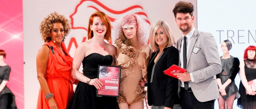 Caren Cullen Recognised as One of Irelands top hair colourists