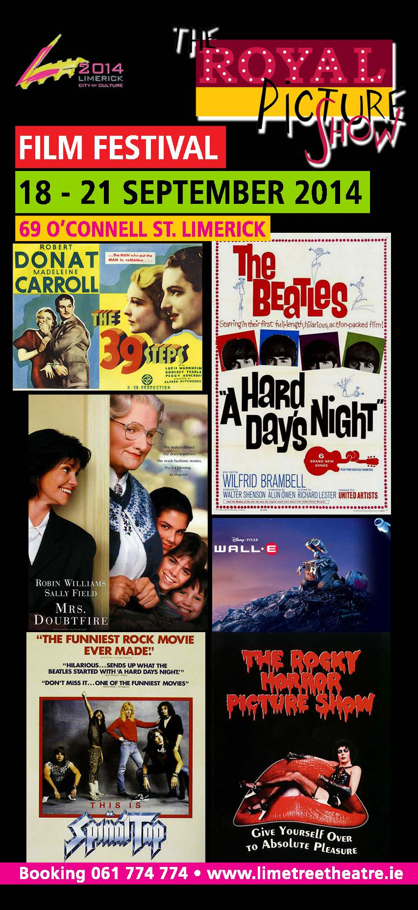 The Third Royal Picture Show