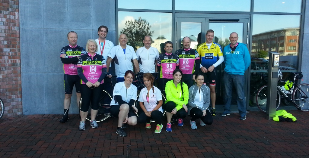 Northern Trust Charity Cycle