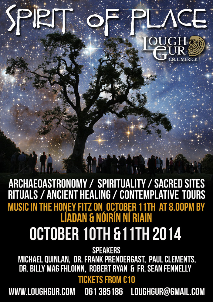 Lough Gur Spirit of Place Celebration