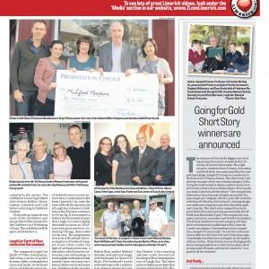 Limerick Chronicle Column 7 October 2014