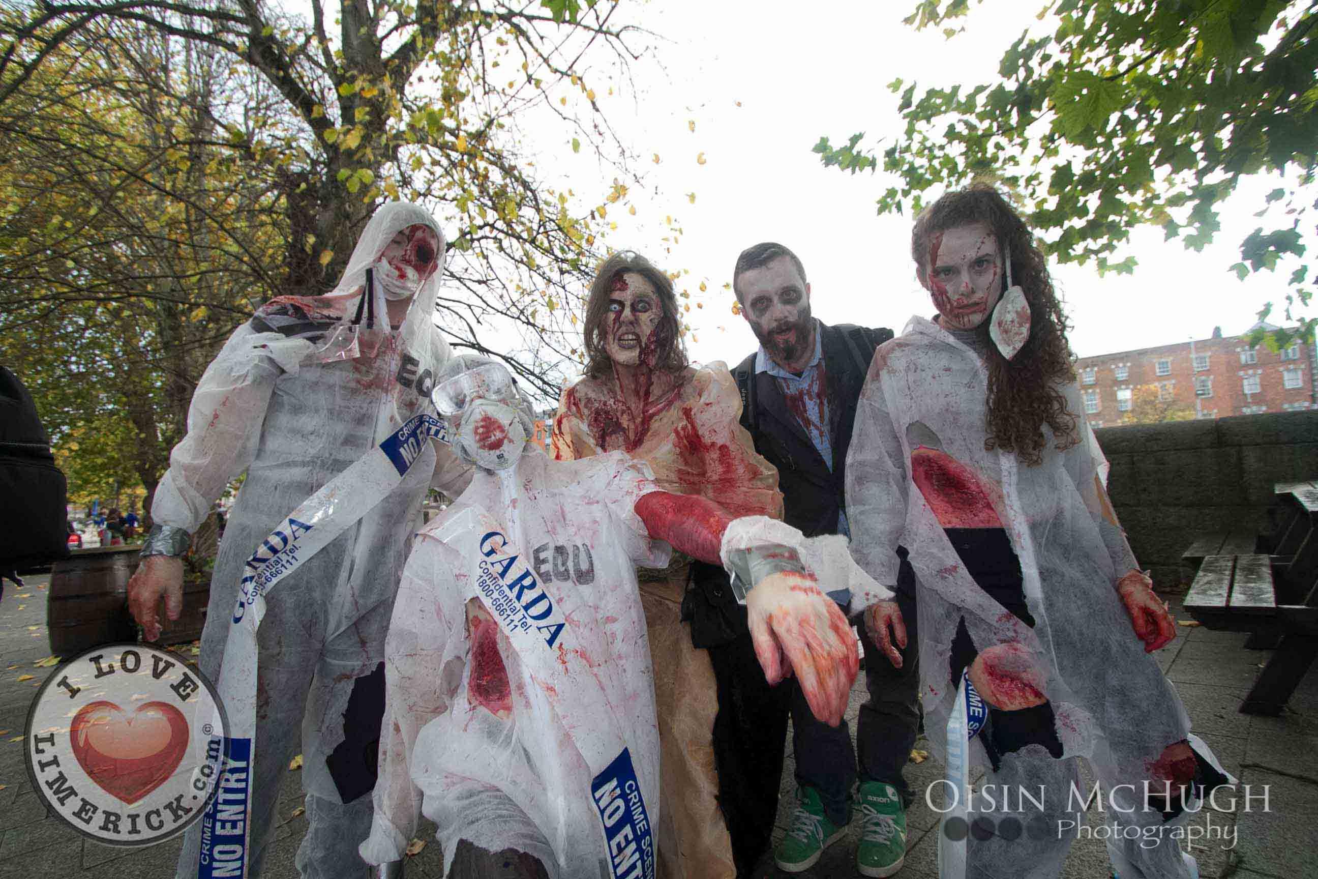 Outbreak Zombie Festival 2014