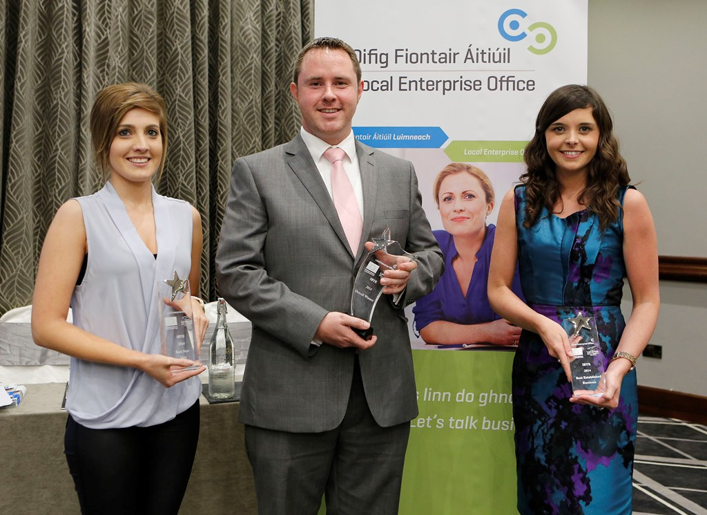UL Graduate named Limerick's Best Young Entrepreneur