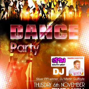Hope In Motion Presents UL Clubs & Socs Dance Party