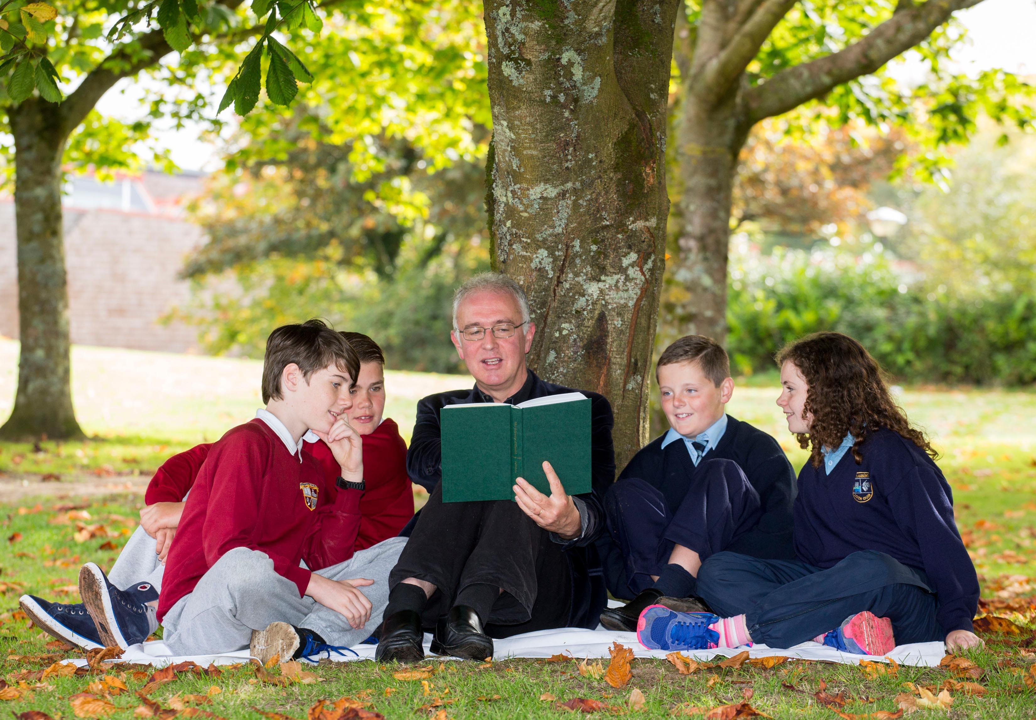 Joseph O'Connor Announces Short Story Winners