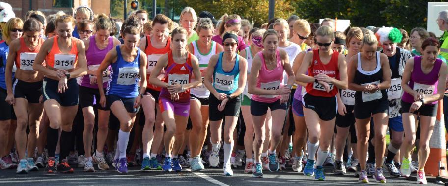 Limerick Women's Mini Marathon 2014
