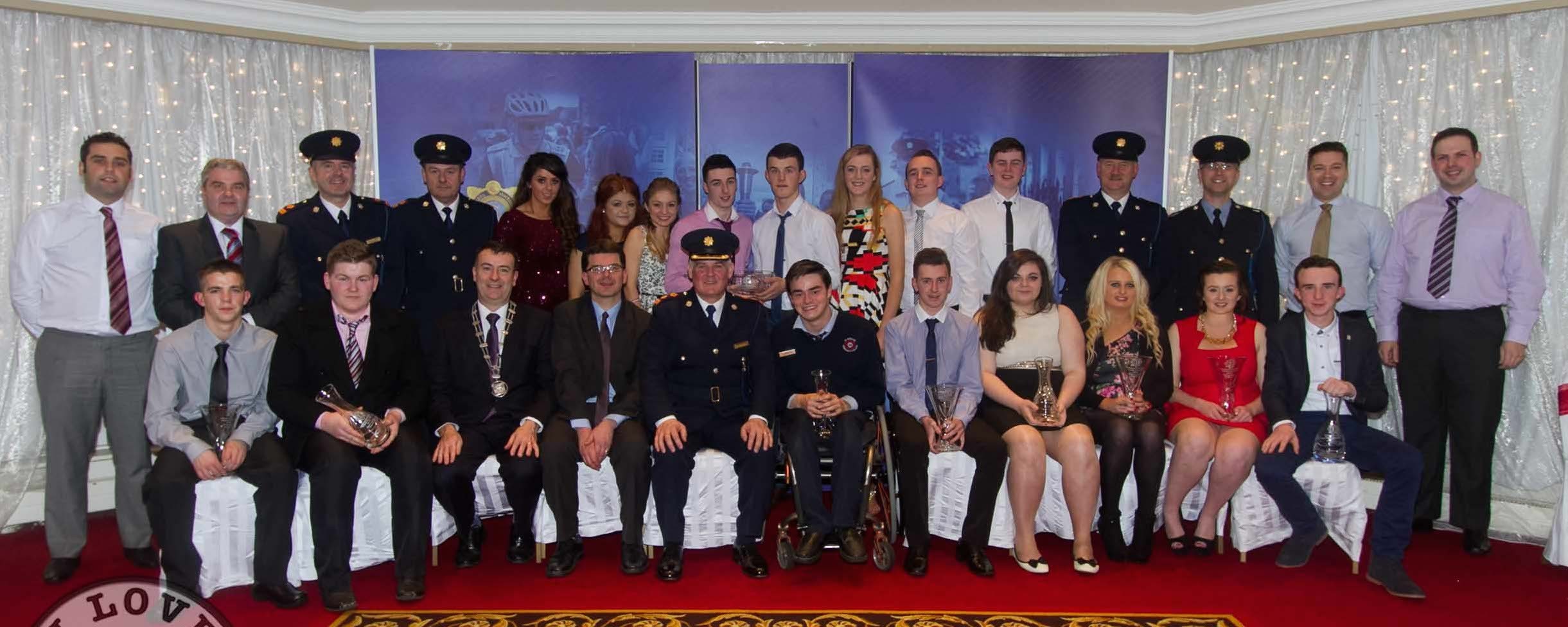 limerick garda youth awards 2014