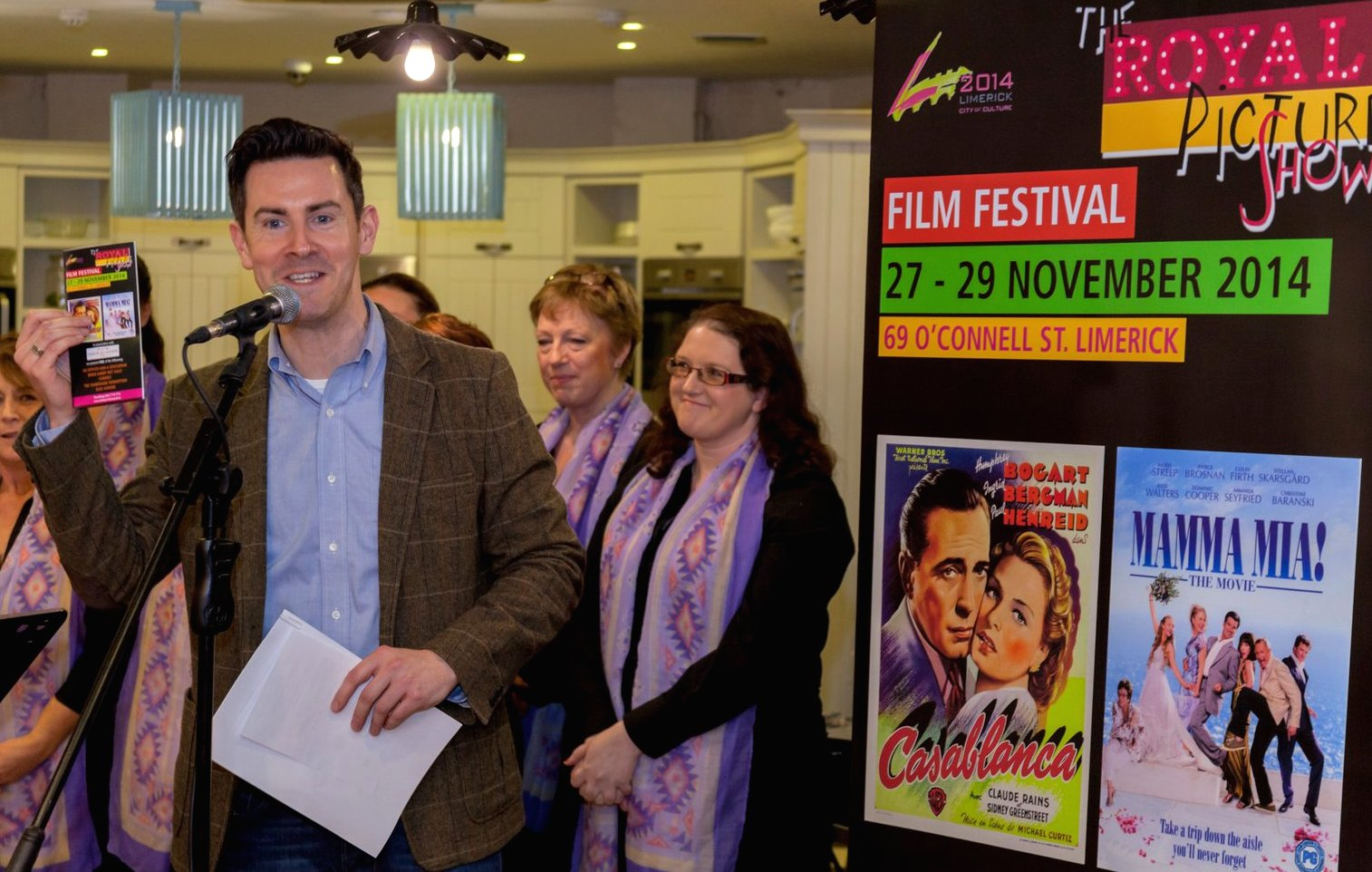 Fourth Royal Picture Show Film Festival