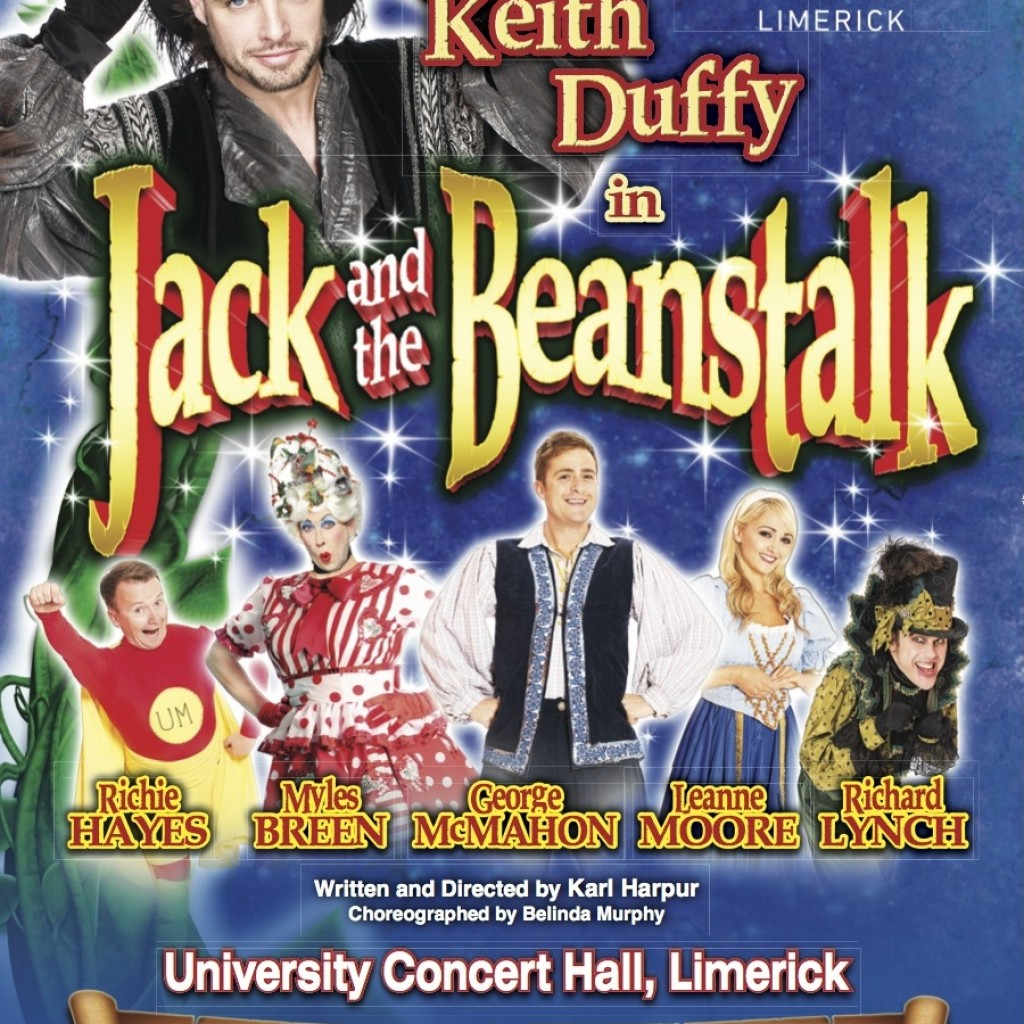 jack and the beanstalk limerick 2