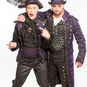 Keith Duffy joins Jack and the Beanstalk at UCH
