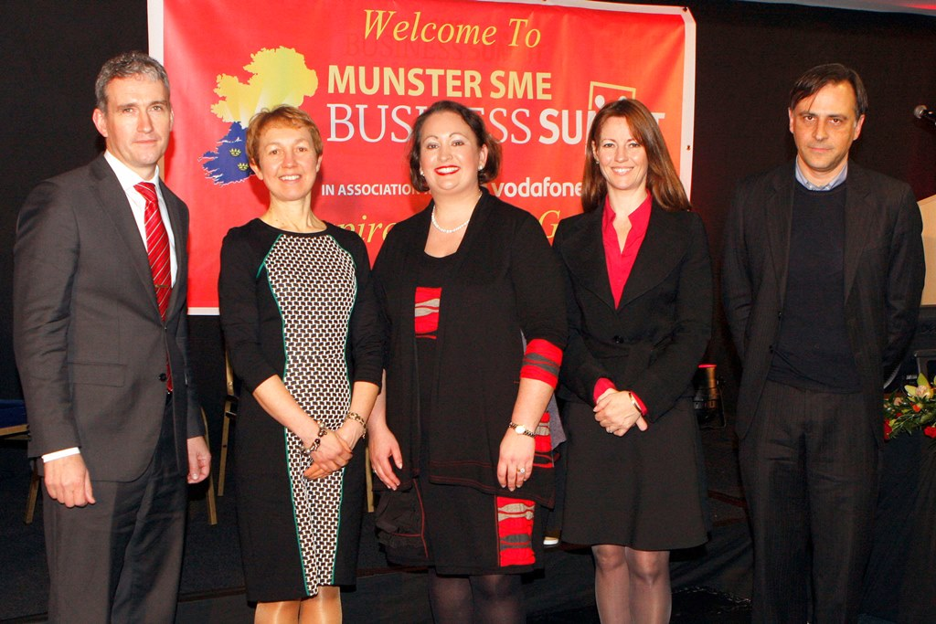 Munster SME Business Summit 2014
