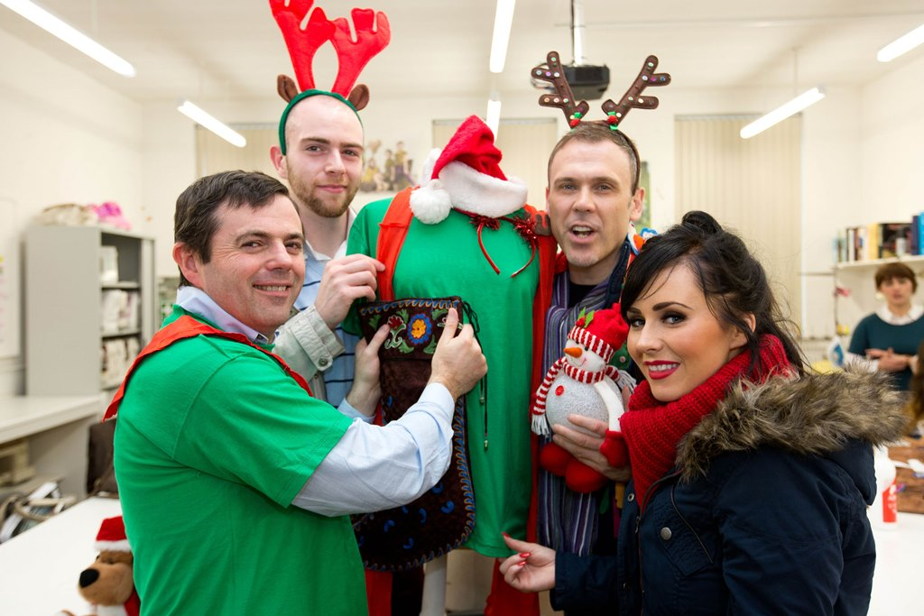 Team Limerick Clean Up has designs on a greener Christmas
