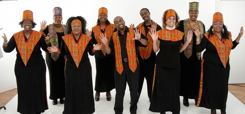 Limerick Gospel Choir & Harlem Gospel Choir at the Glor Theatre