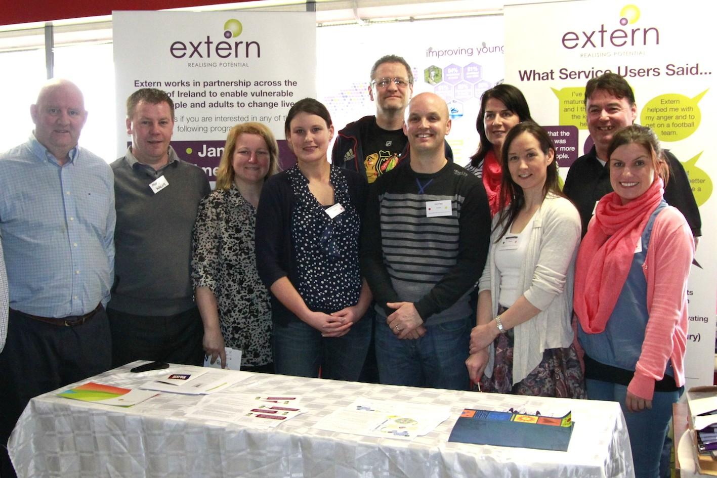 Extern Ireland 10 year Anniversary