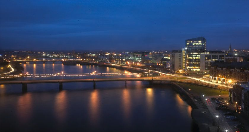 Limerick to bid for European Capital of Culture 2020