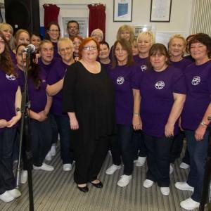 Unity Gospel Choir Limerick fundraiser for Zondra Meaney