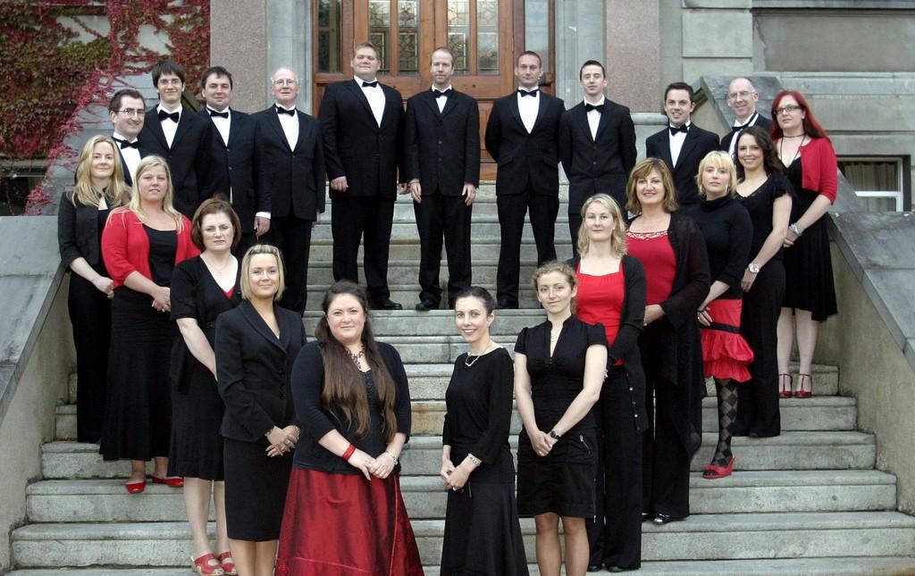 Limerick choir Ancor