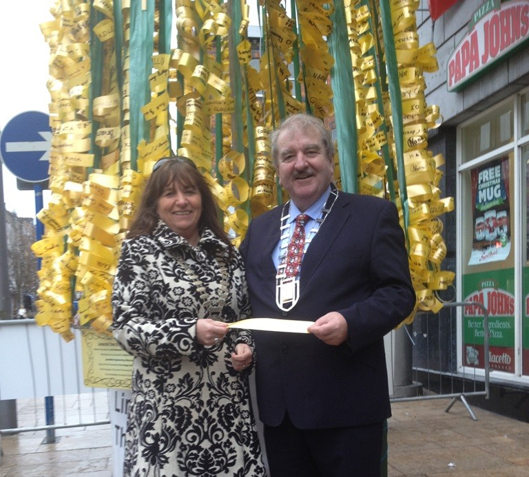 Thomond Rotary Club Remembrance Tree