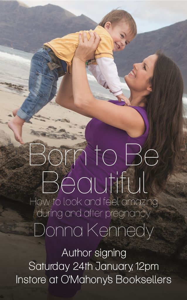 Donna Kennedy book signing in O Mahonys
