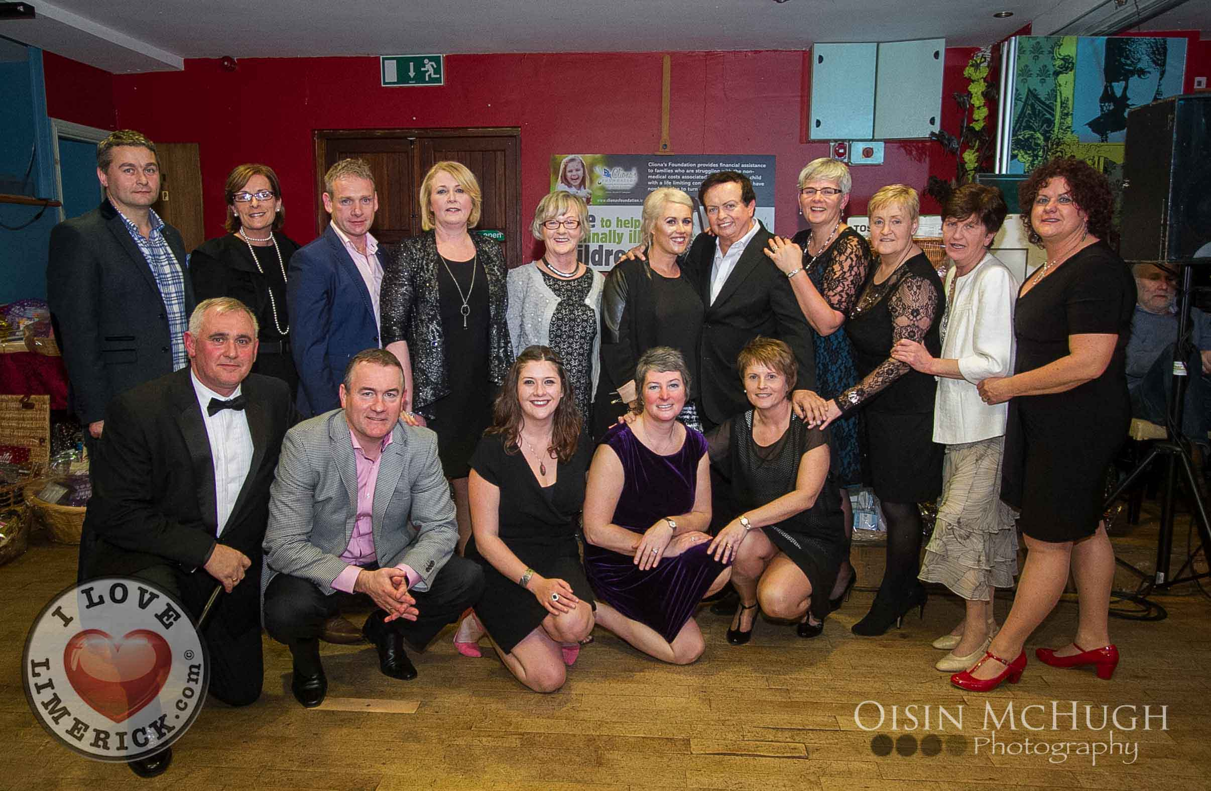 Clionas Foundation Annual Celebratory Night 2015