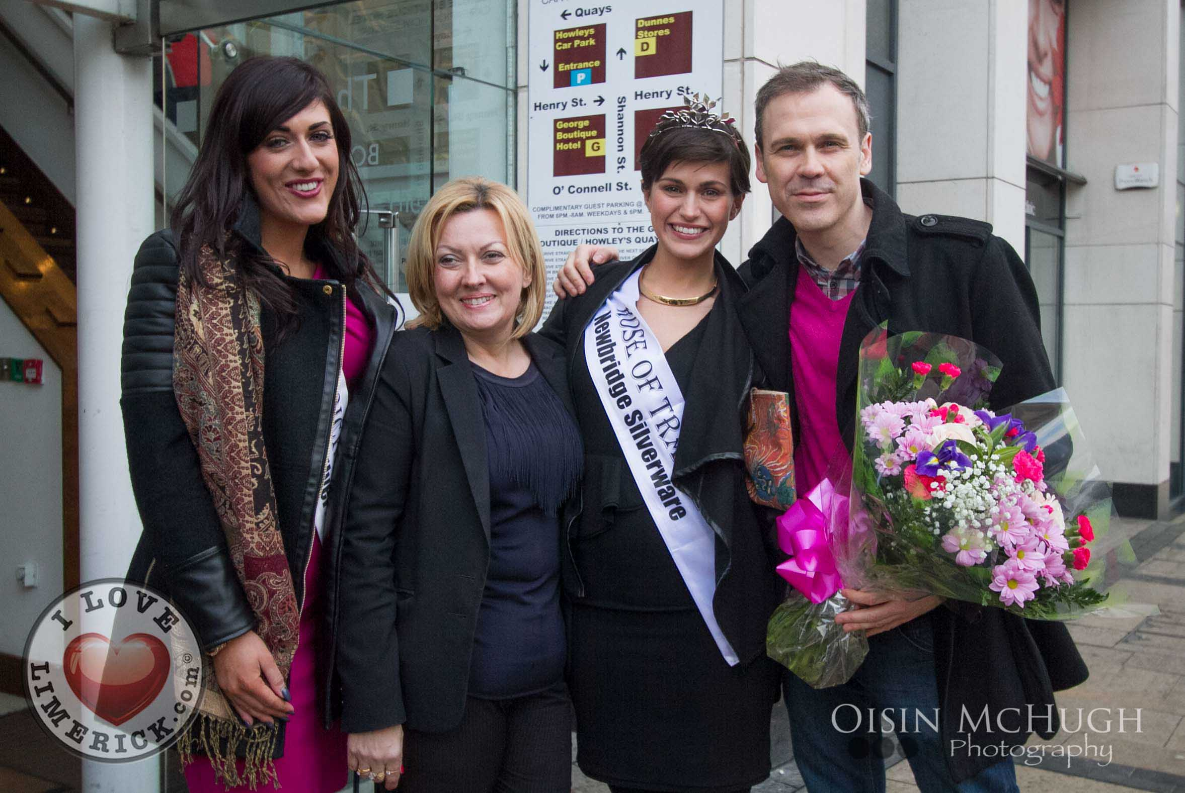 Rose of Tralee visits Limerick