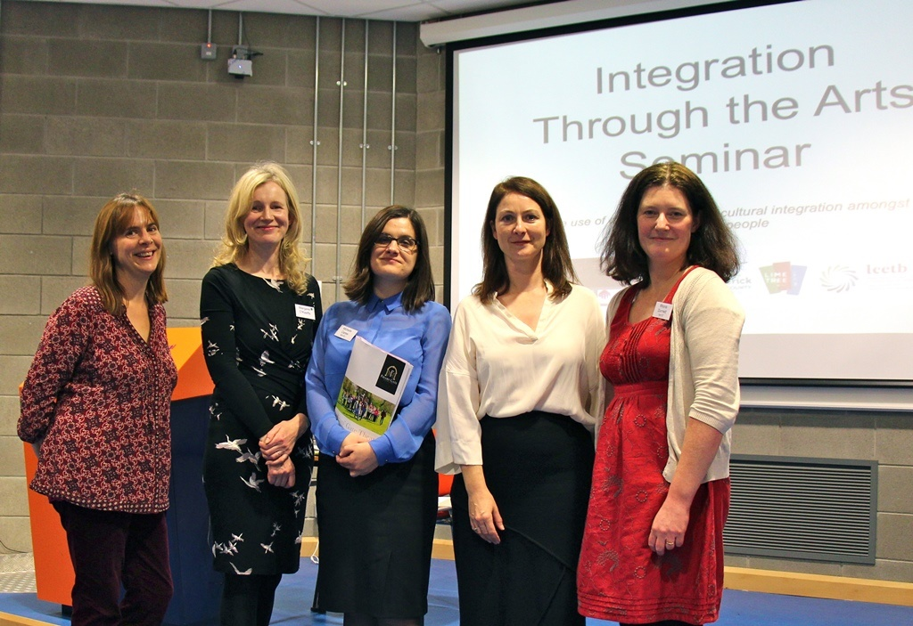 Friars Gate Theatre Proves that Collaboration is the Key to Integration Seminar Success