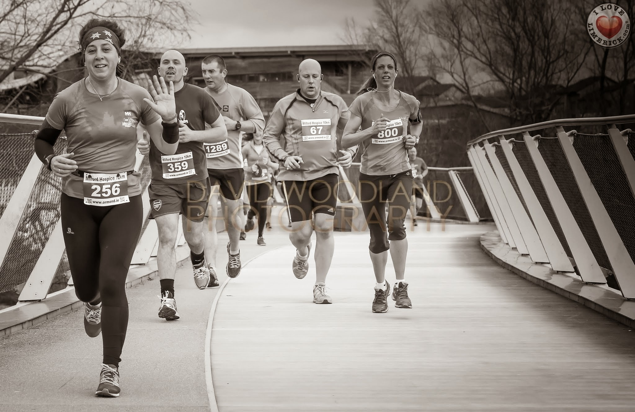 Milford Hospice 10km Run Walk 2015