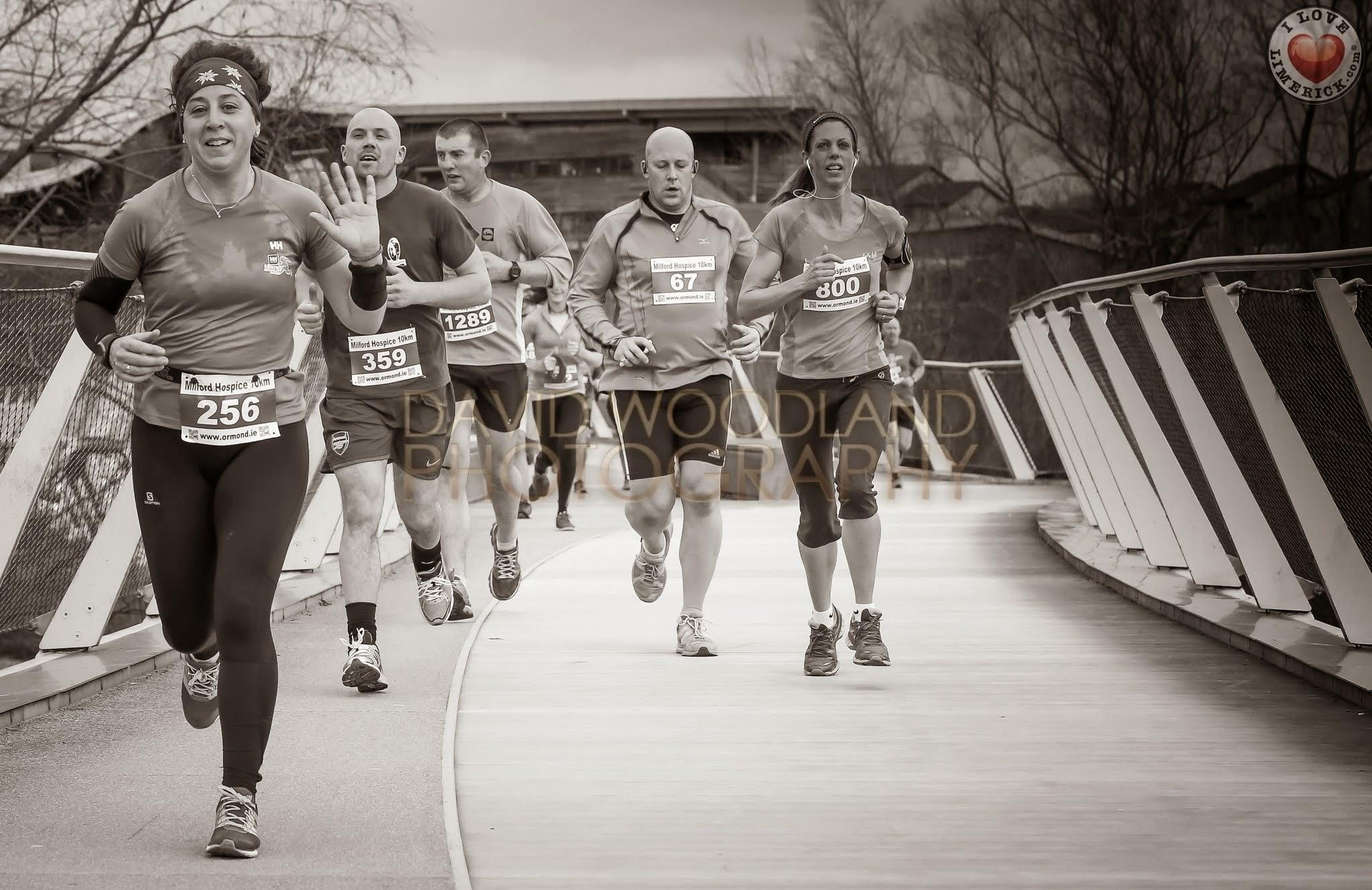 Milford Hospice 10km Run Walk 2015
