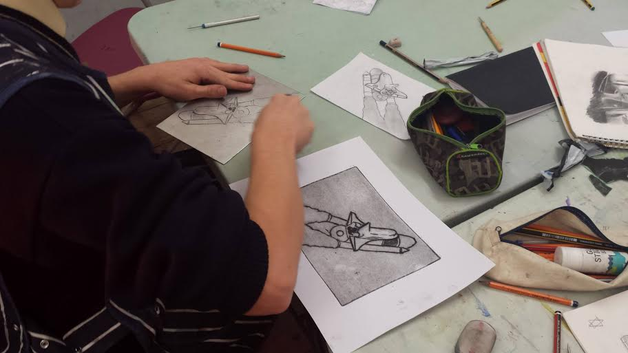 Limerick Printmakers Winter Spring Course 2017
