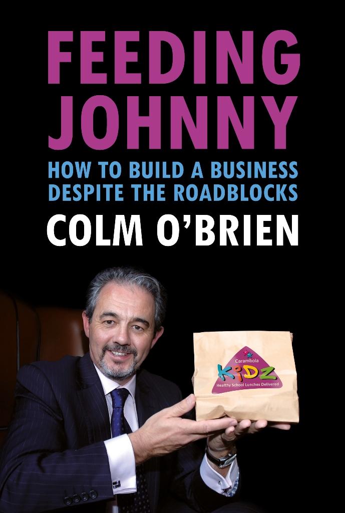 Colm O Brien's book Feeding Johnny