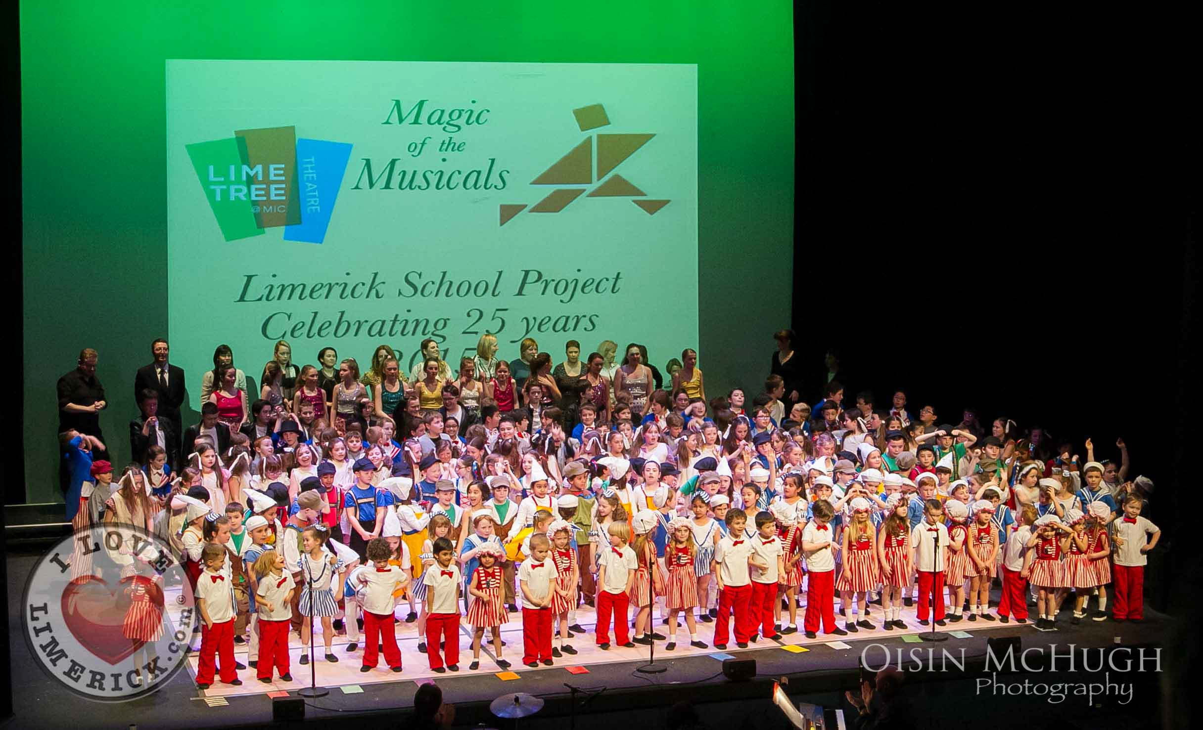limerick school project magic of the musicals