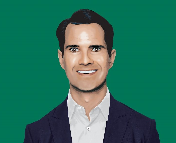 Jimmy Carr returns to UCH