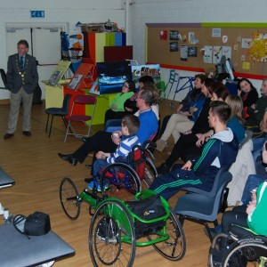 Mayor of Limerick to run in the Great Limerick Run for Mid West Spina Bifida