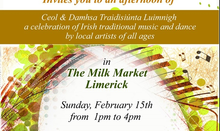 Traditional Music and Dance in Limerick