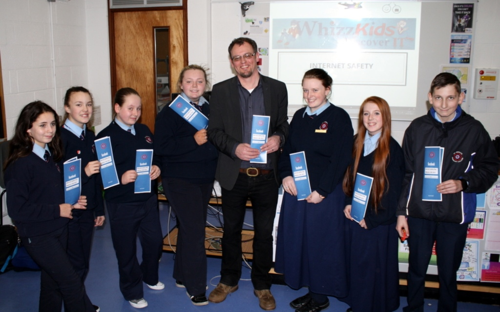 St. Nessans Community School Internet Safety Day