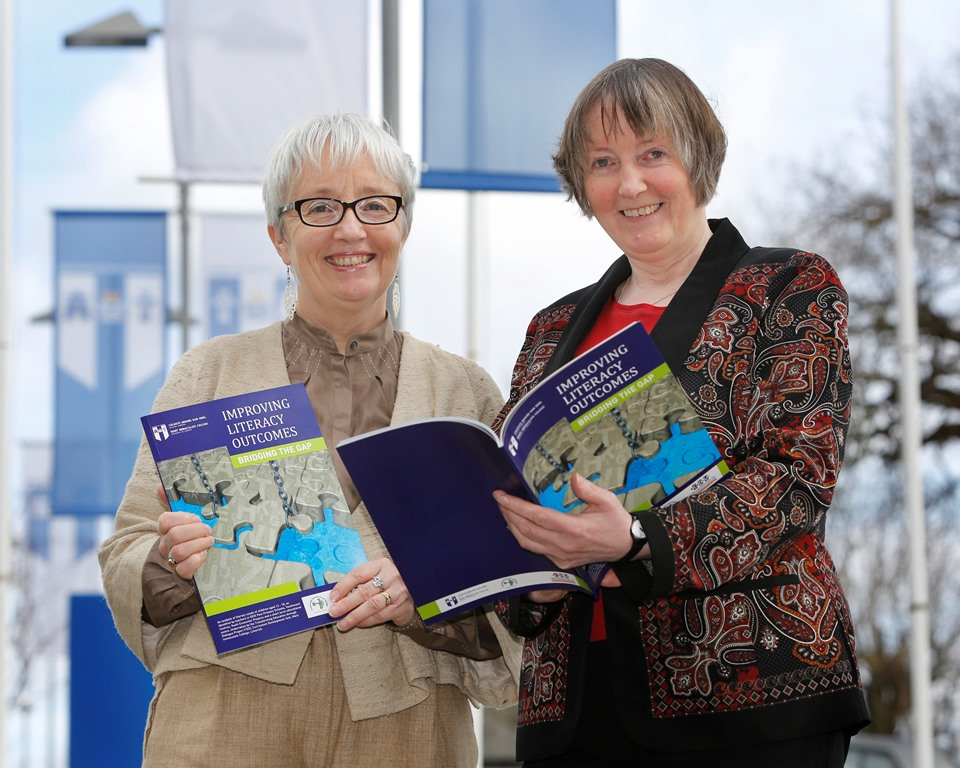 Launch of Improving Literacy Outcomes Report