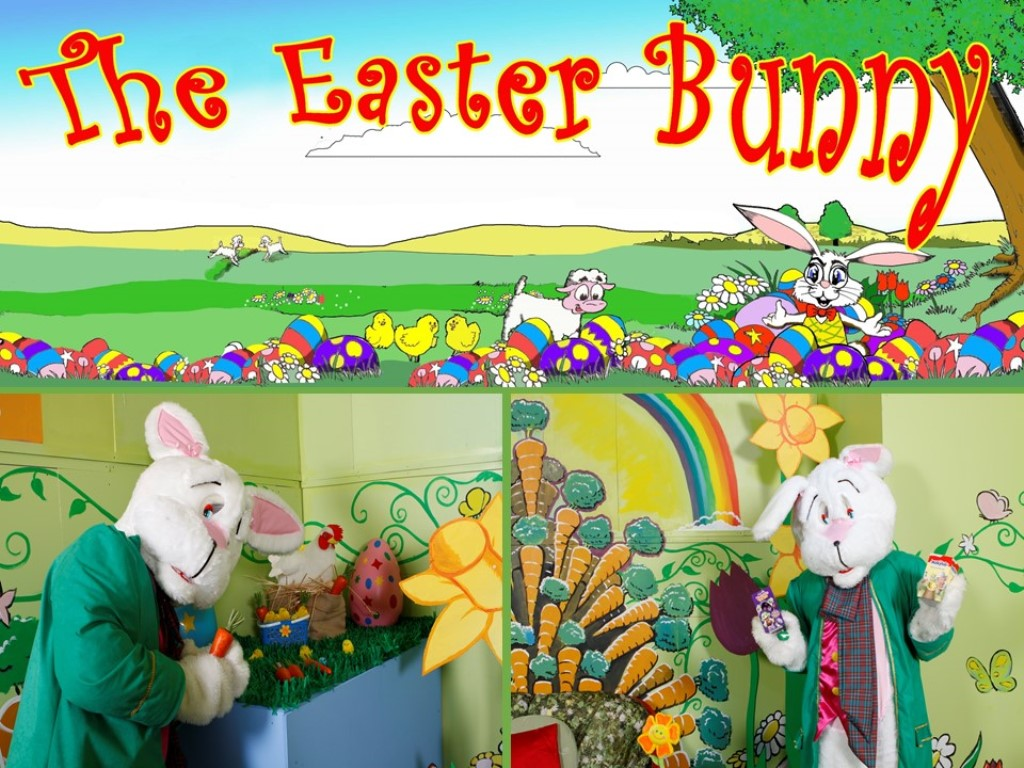 Easter Bunny event in the Jetland Shopping Centre
