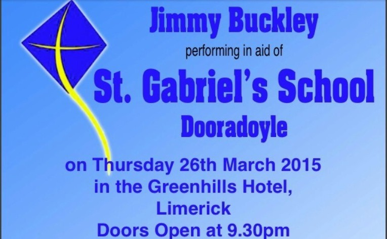St Gabriels School's charity dance with Jimmy Buckley