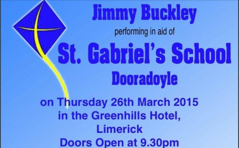 St Gabriels School's charity dance with Jimmy Buckley