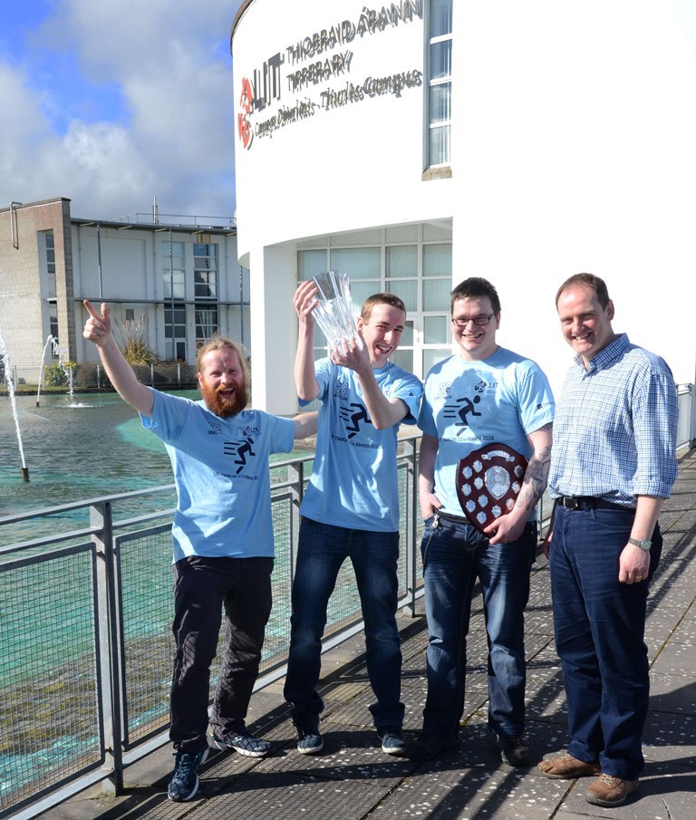 UL Crowned Champions at Games Fleadh 2015