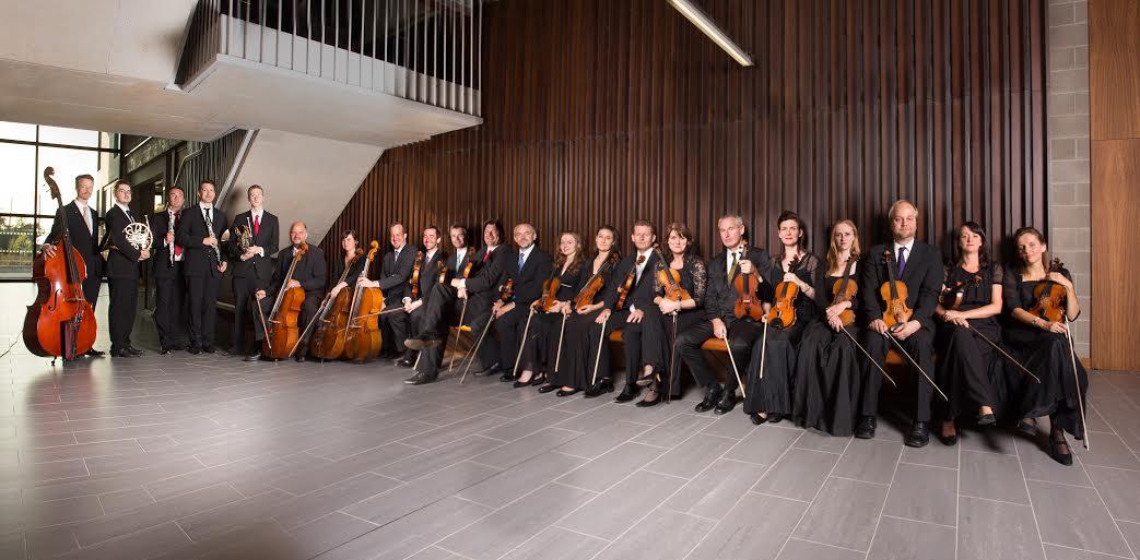 Irish Chamber orchestra with guest conductor Jörg Widmann