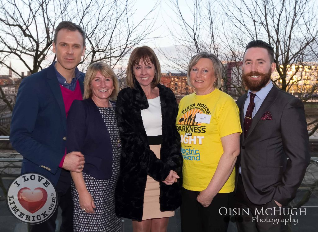 Limerick launch Darkness into Light fundraising event for Pieta House