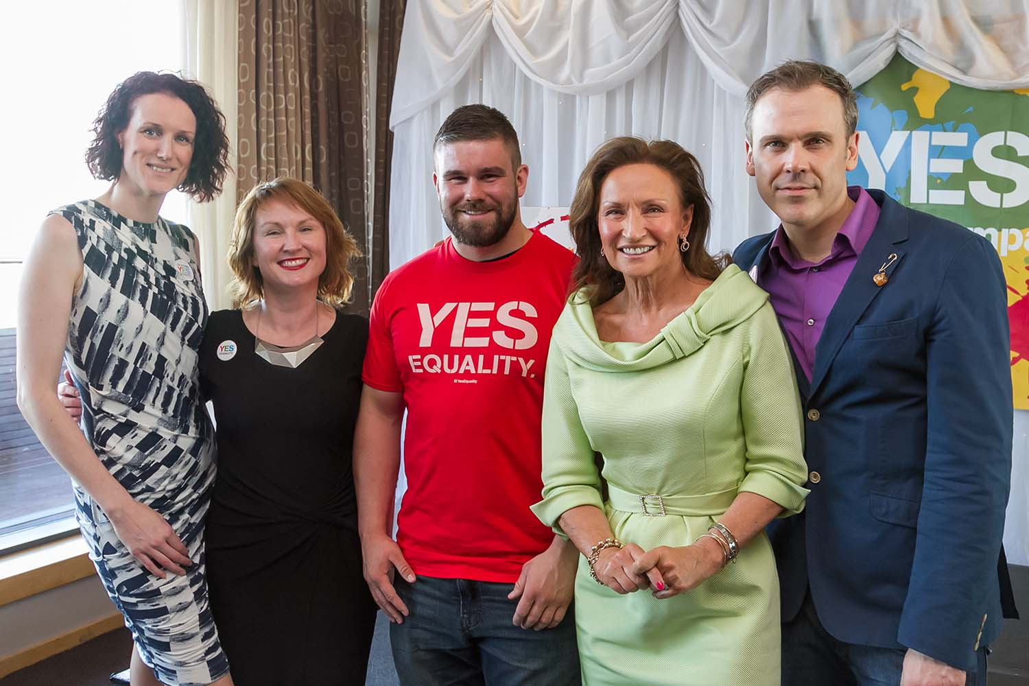 Yes Equality Limerick Launch