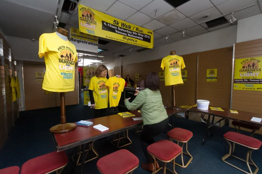 ​Less than two weeks left to register for Darkness Into Light