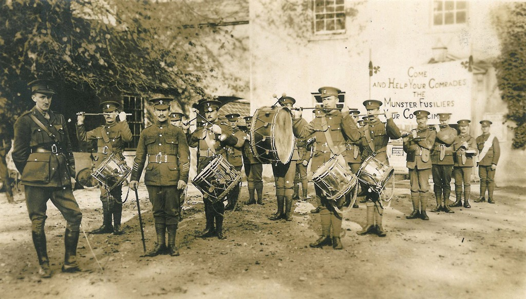 Rare Artefacts Bring Limerick's Military Past To Life