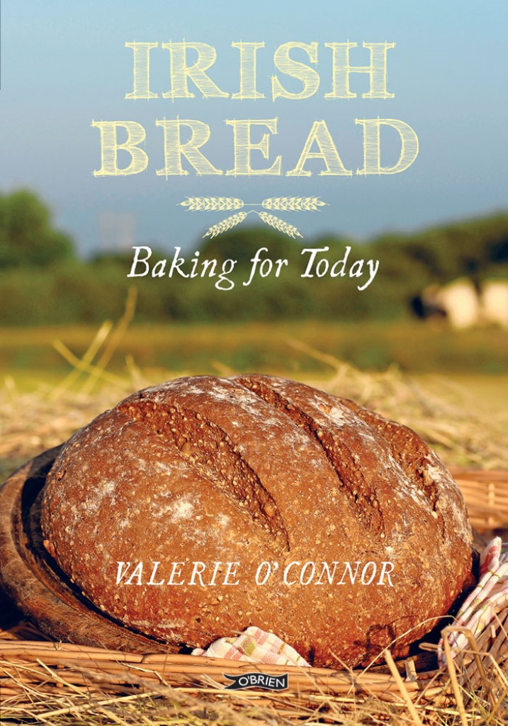 Val O Connor launches new book Irish Bread - Baking for Today