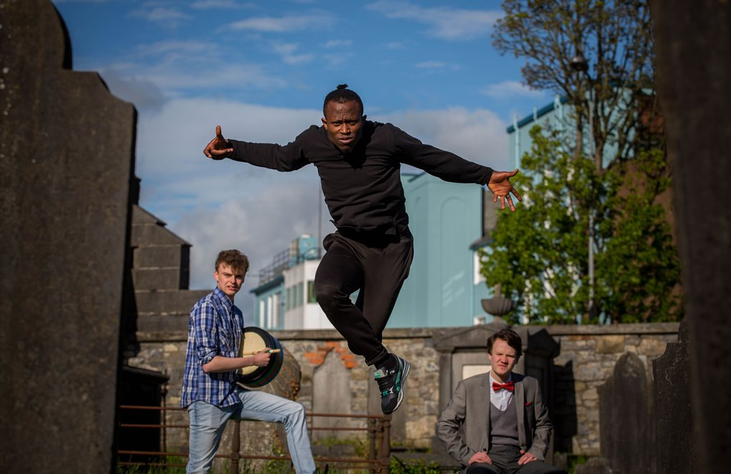 Limerick Arts and Culture Exchange launched in Limerick, Limerick World Cafe