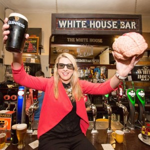 Pint of Science a big success in the Locke Bar and White House Bar