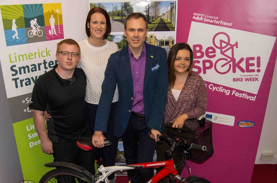 Funding granted to help grow our cycling culture at National Bike Week